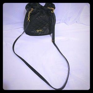 Jessica Simpson small black crossbody bag